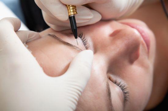 Kurz permanentního make-upu
